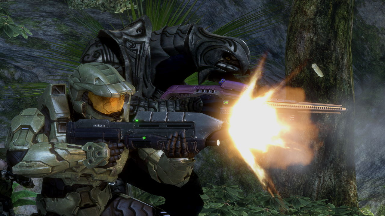 Watch This - 20 Minutes of Halo 3's PC Port in 4K