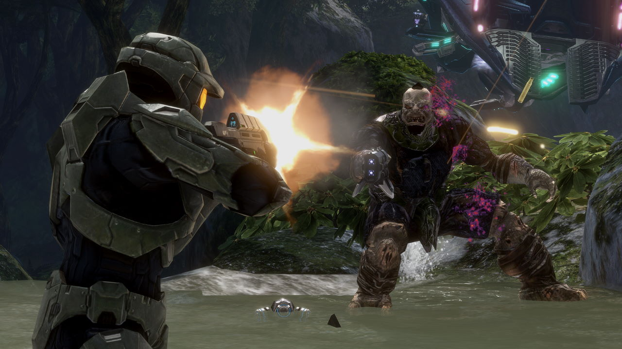 Halo 3 debuts on PC to let players finish the fight