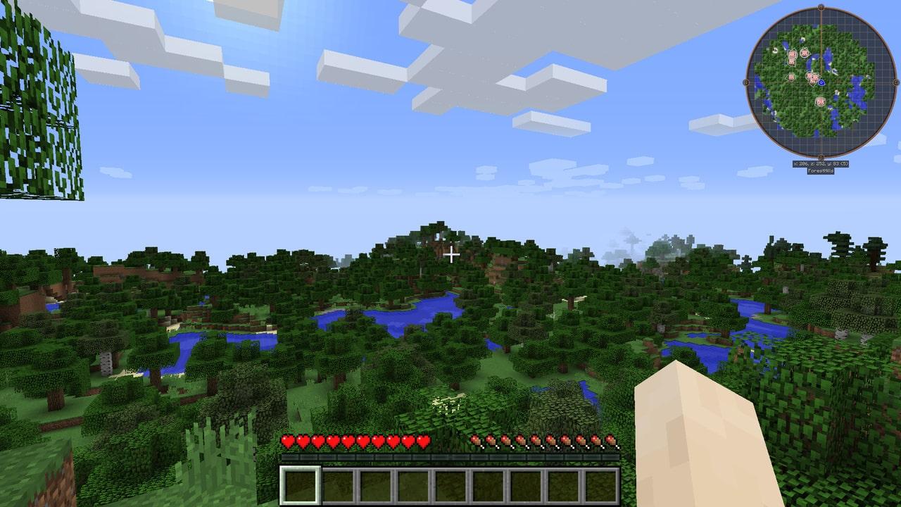 Journeymap-Minecraft-Mod