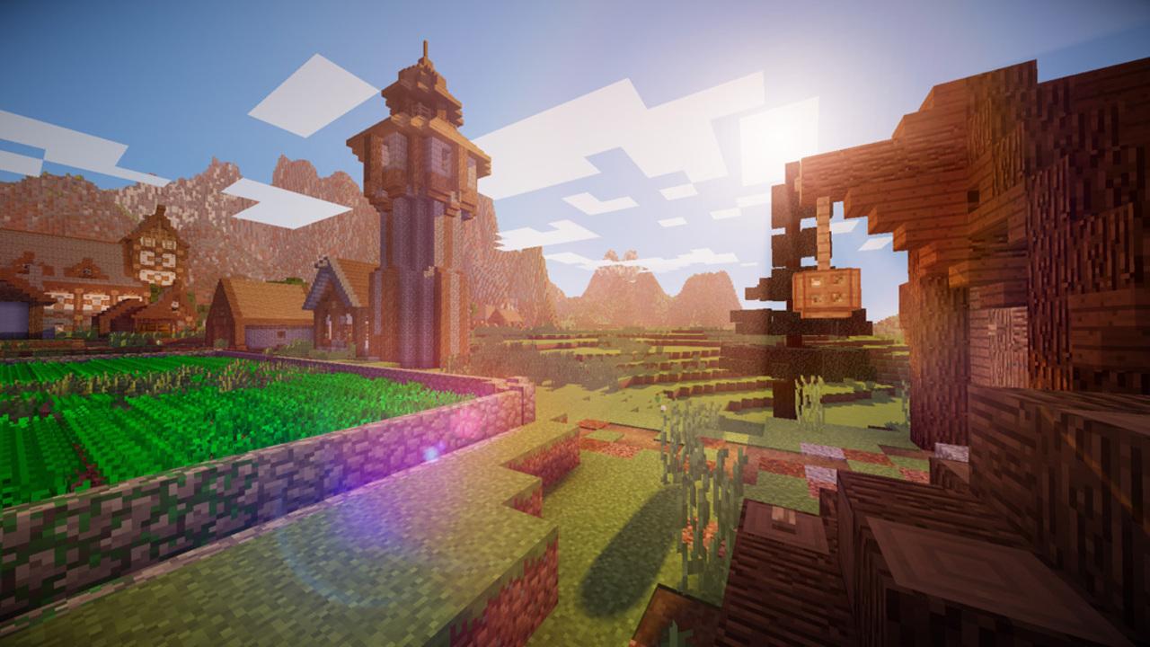 Lagless-Minecraft-Shaders