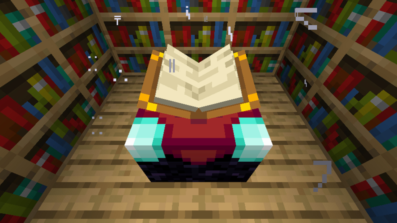 Best Minecraft Enchantments - Pickaxe, Sword, Bow, Armor, and