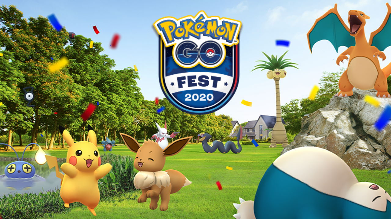 Pokémon-GO-Down-GO-Fest-2020-Causing-Server-Issues-Worldwide