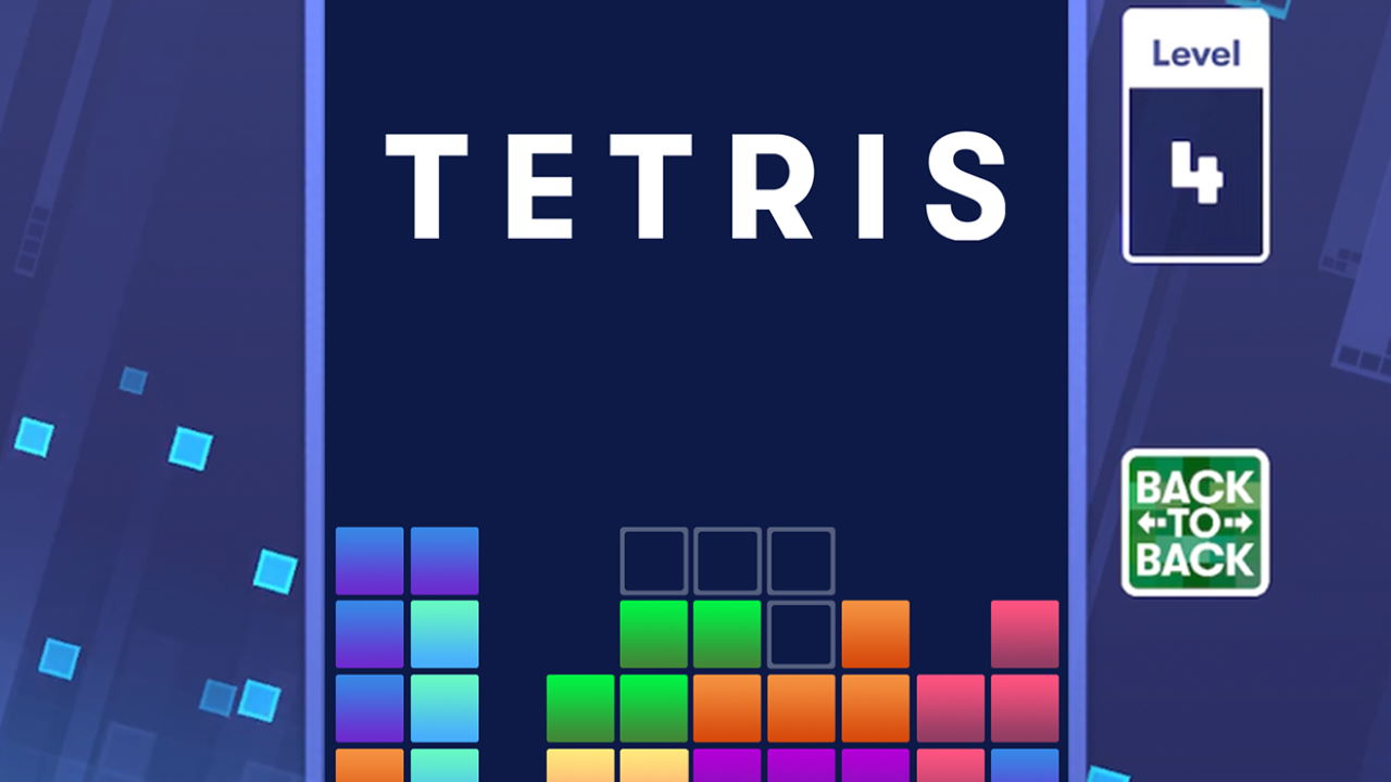 Tetris gets mobile game show with cash prizes, battle royale mode