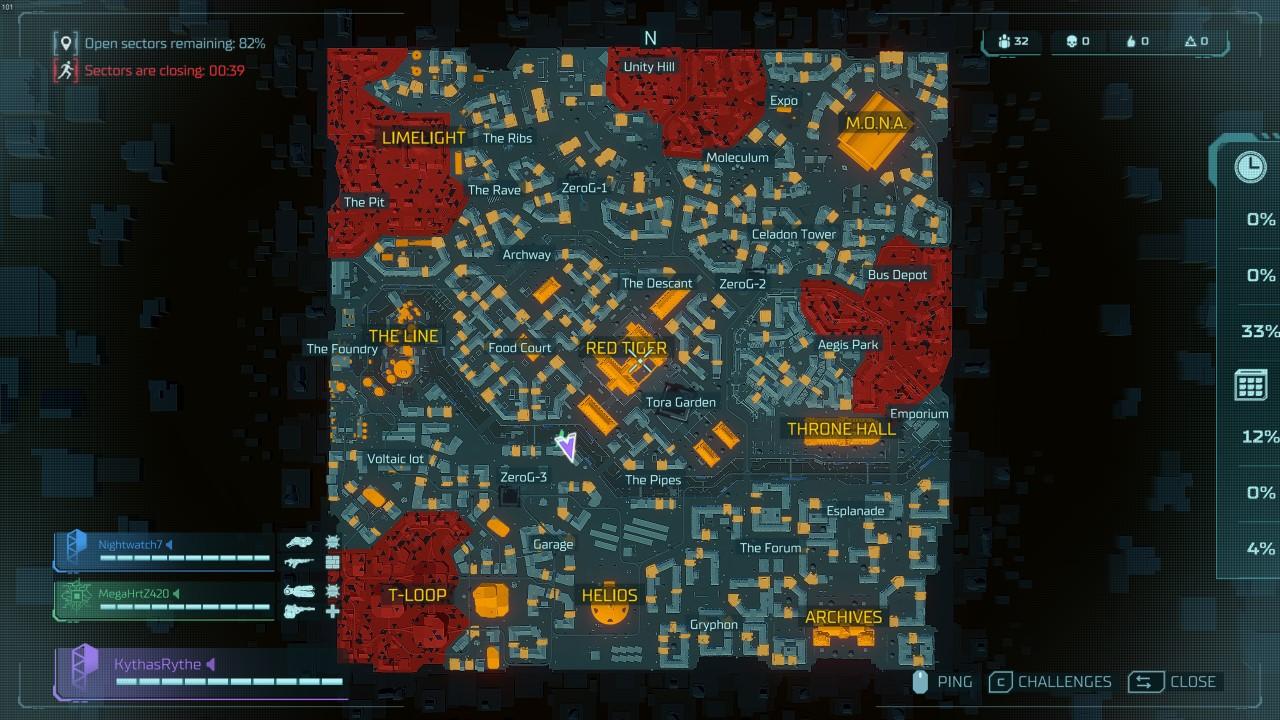 hyper-scape-map