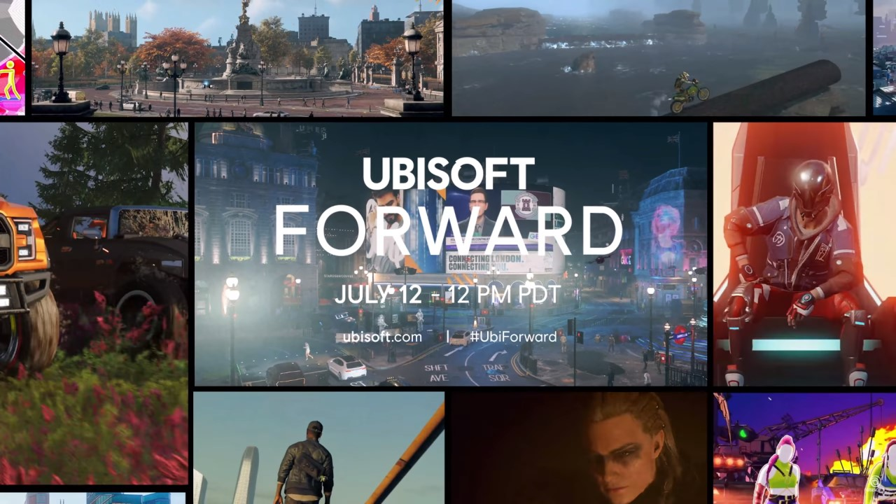 Ubisoft Forward Line-Up Features Watch Dogs: Legion, Assassin's Creed Valhalla, and More