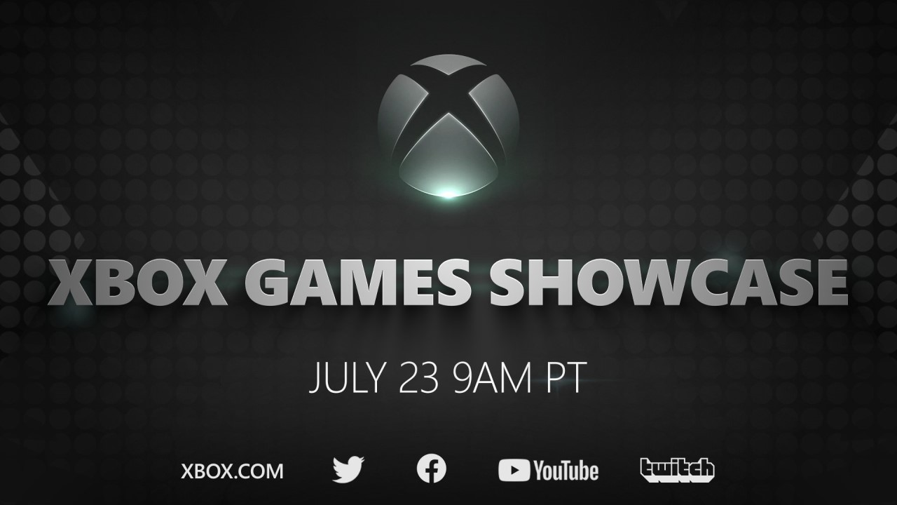 Xbox Games Showcase to Highlight Microsoft's Upcoming First-Party Titles
