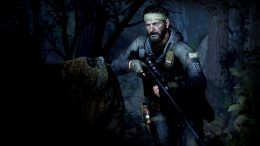 Woods younger screenshot Black Ops Cold War