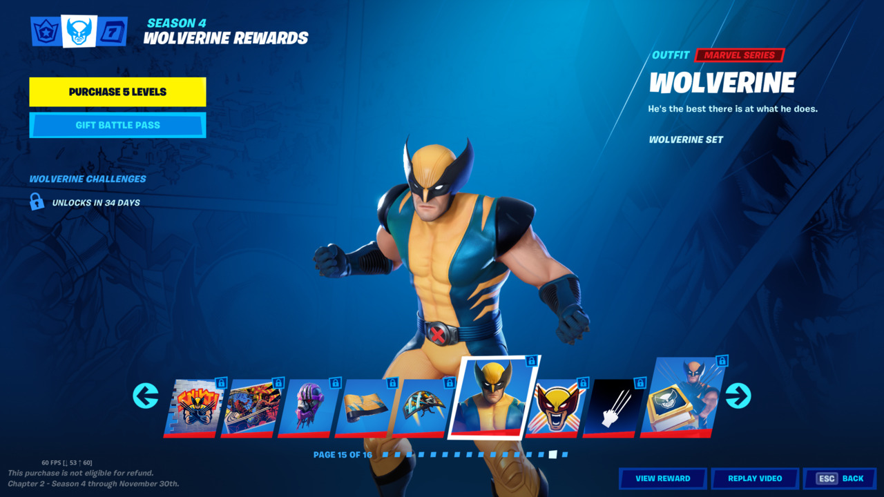 Fortnite-Wolverine-Skin