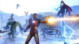 Marvel's Avengers beta secret Snowy Tundra mission