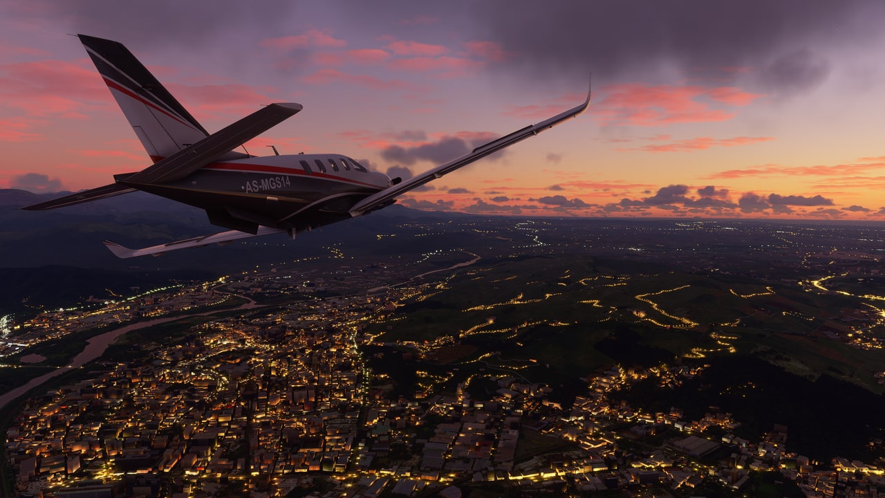 Microsoft Flight Simulator Find Your House