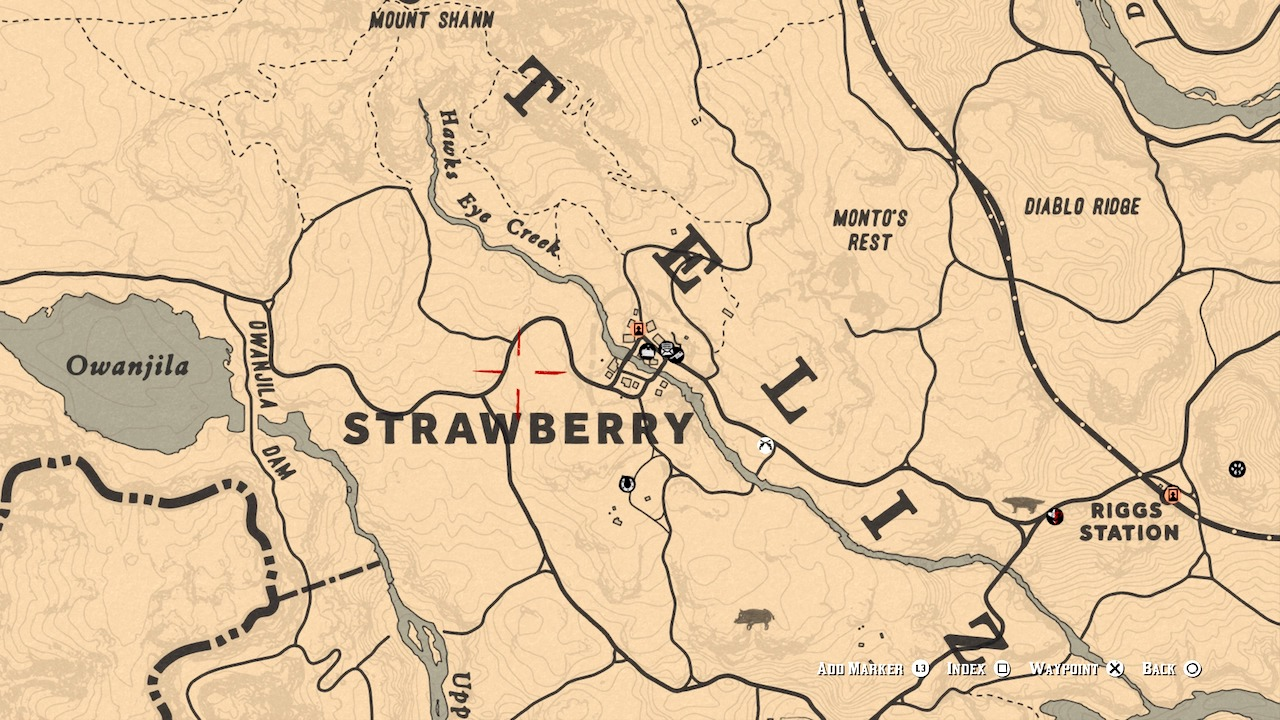 Red-Dead-Strawberry