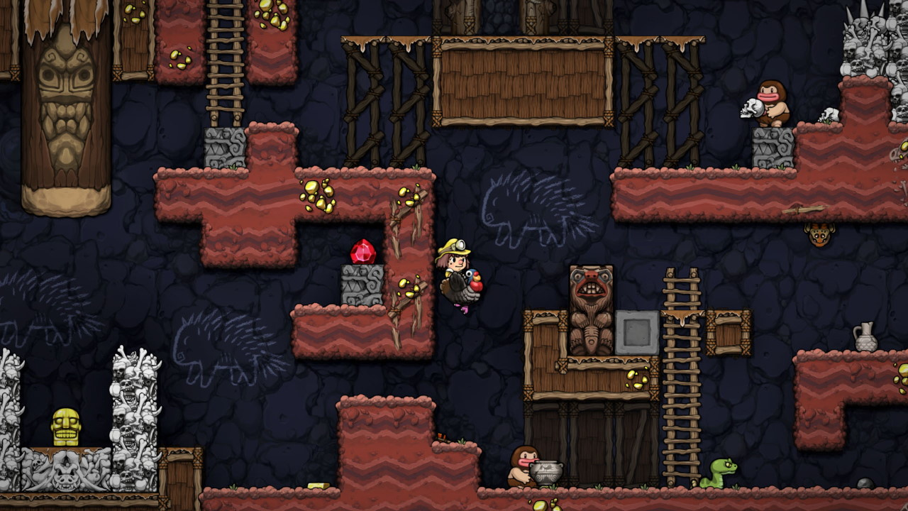 Spelunky-2-How-to-Heal-and-Gain-Extra-Health
