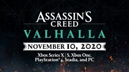 Assassin's Creed Valhalla Release Date Moved Up