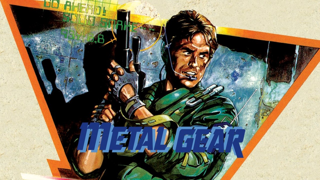 Metal Gear and More Return to PC on GOG