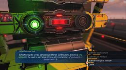 No Man's Sky Artifact Exchange - How to Find and Use Artifact Exchange Terminals