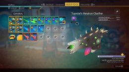 No Man's Sky: How to Upgrade Multi-Tool Class
