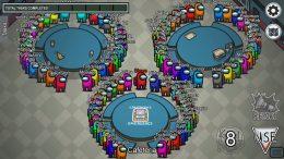 Among Us 100 Player Game