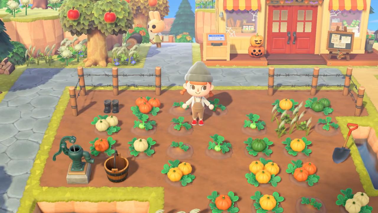 Animal-Crossing-New-Horizons-Pumpkins