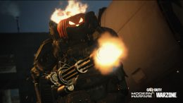 Call of Duty Warzone Pumpkin Juggernaut
