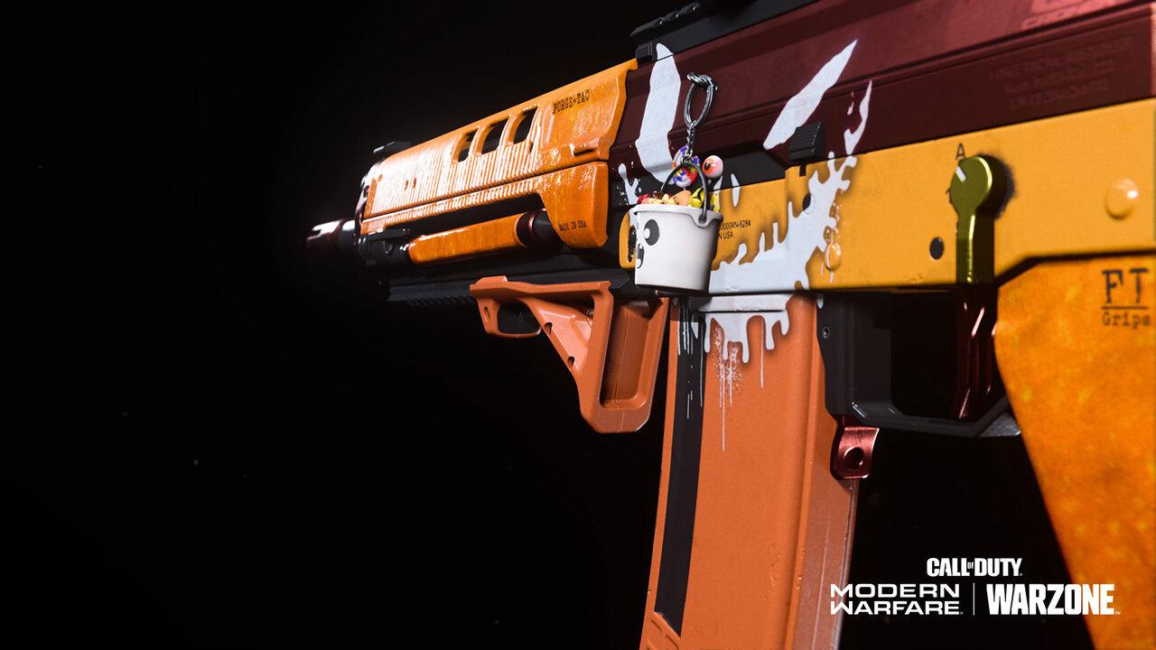 Call-of-Duty-Warzone-Pumpkin-Punisher-Grau-5.56-Blueprint