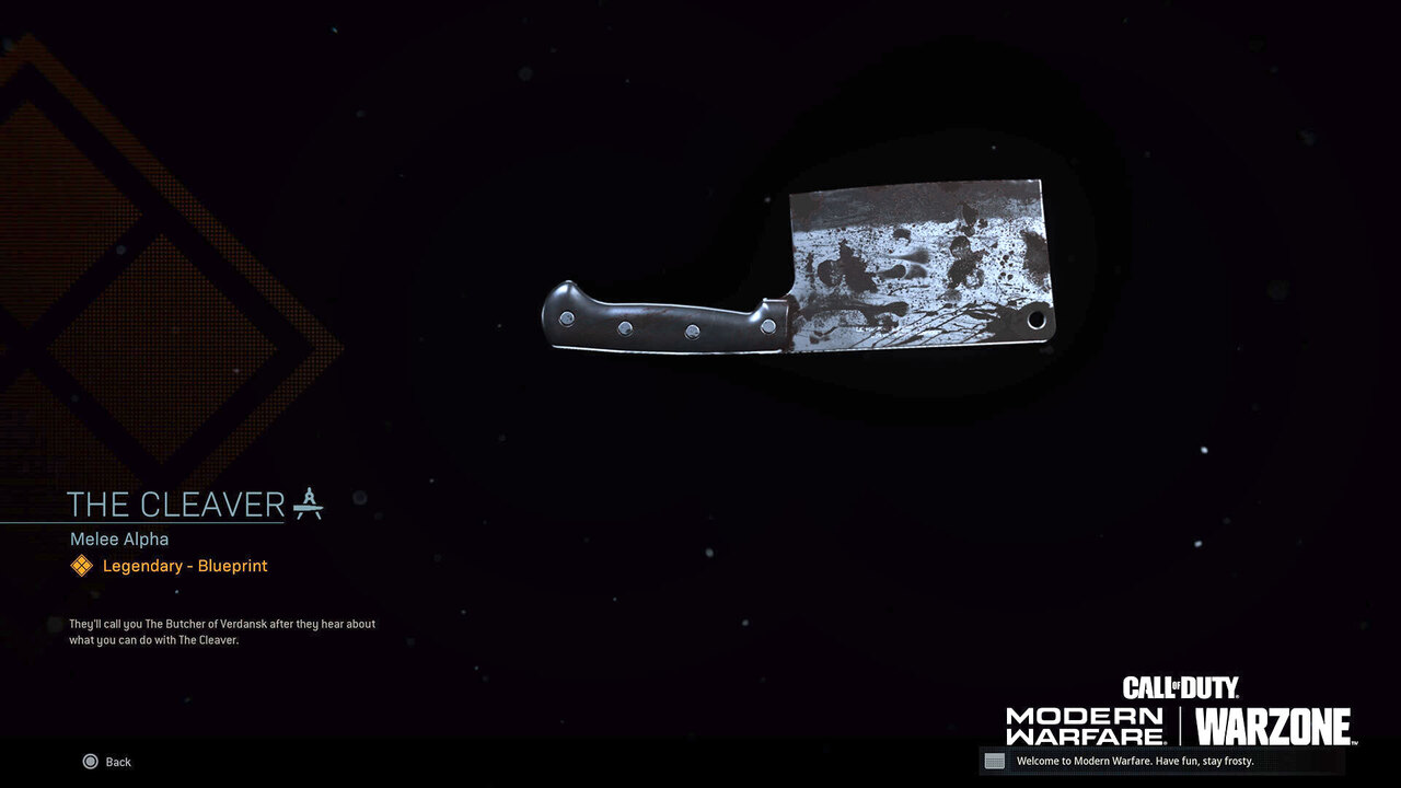 Call-of-Duty-Warzone-The-Cleaver-Melee-Weapon