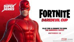 Fortnite Daredevil Cup