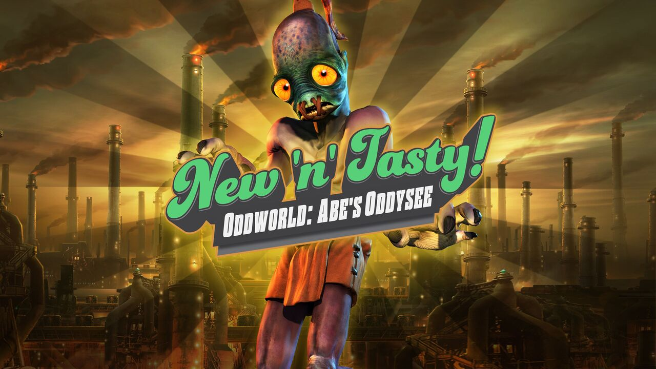 Oddworld New N Tasty Review