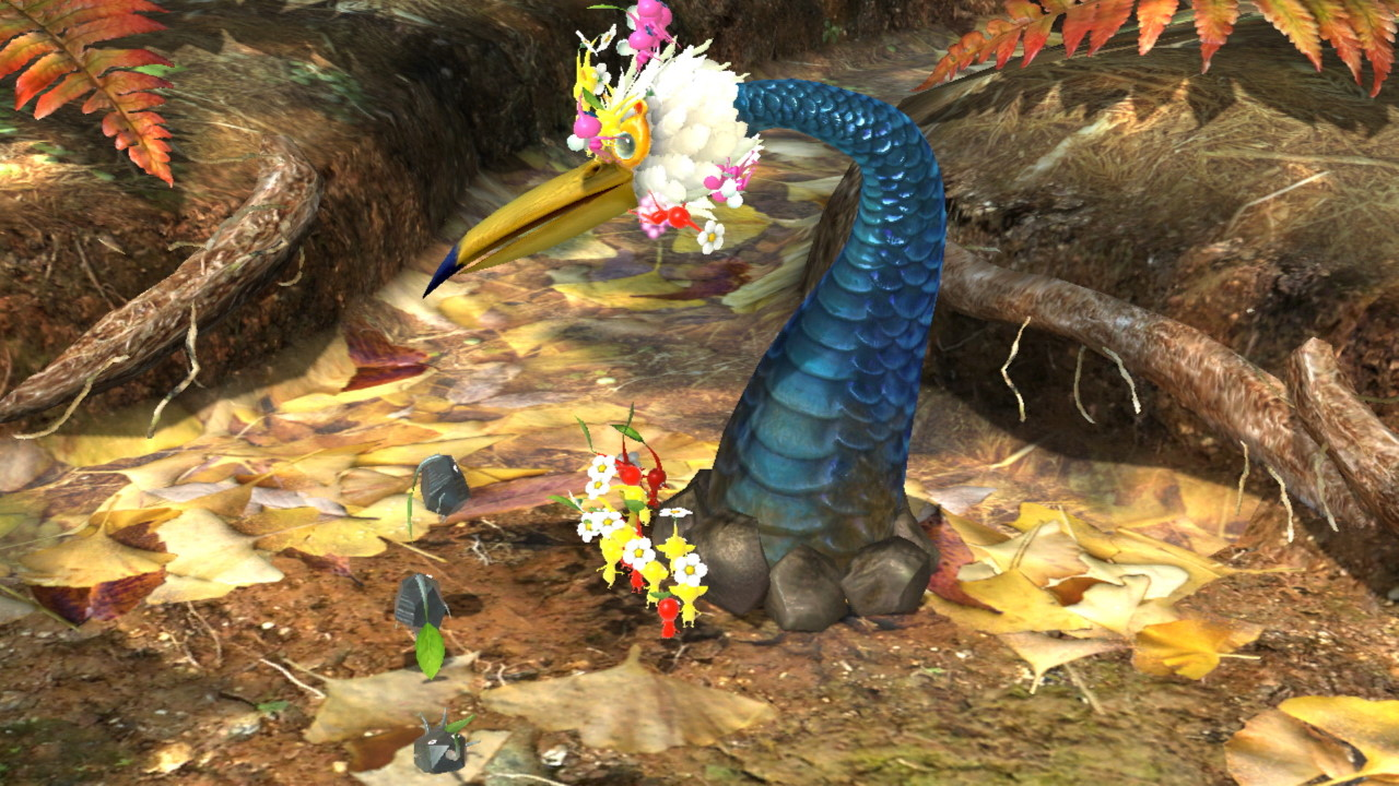 Pikmin-3-Deluxe-How-to-Charge-Attack