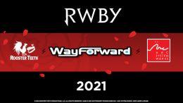 RWBY Wayforward Game