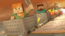 Super Smash Bros Ultimate Minecraft Steve DLC