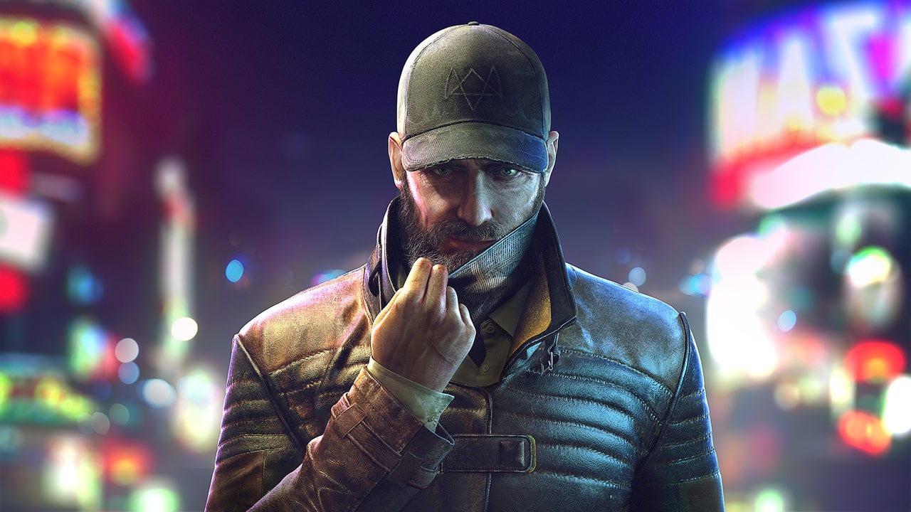 Watch Dogs Army Aiden Pierce DLC