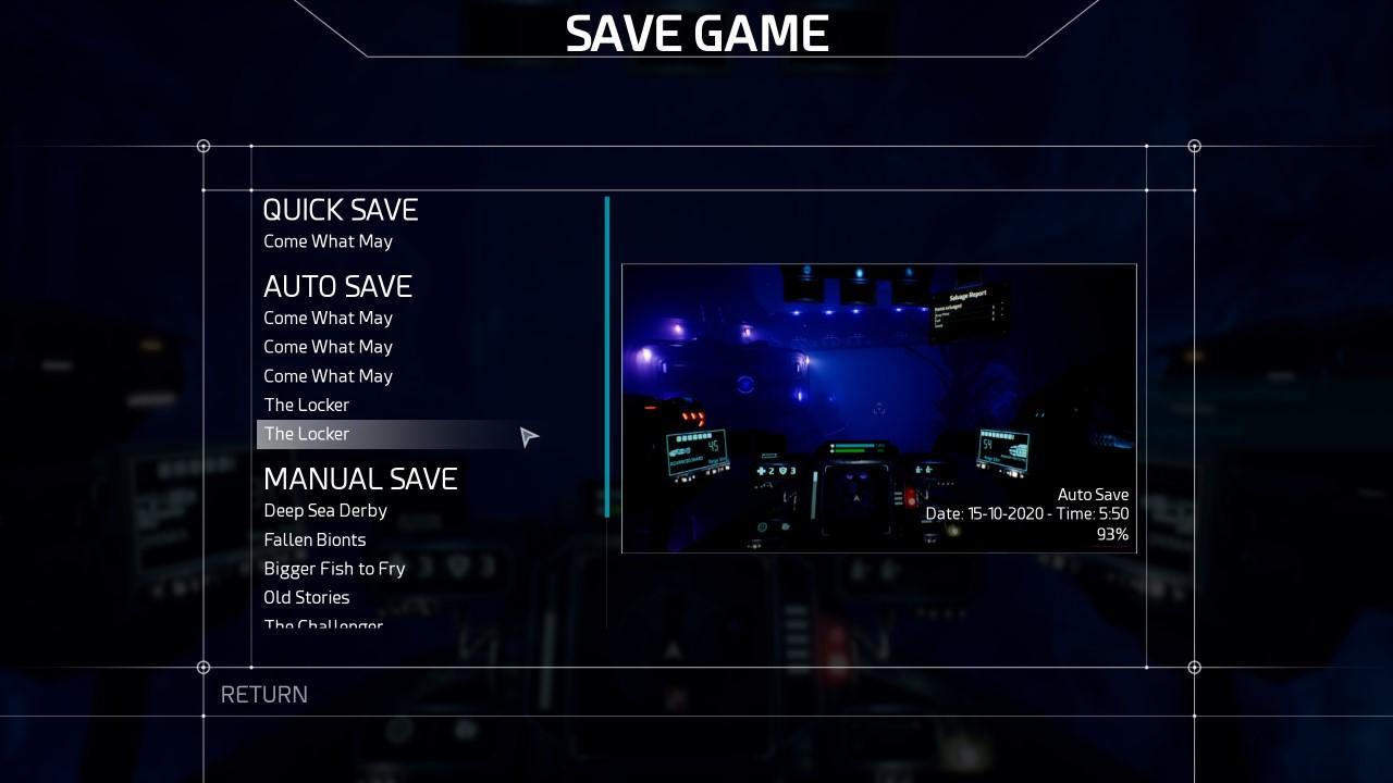 aquanox-save