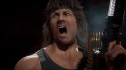 Mortal Kombat 11's Rambo is Gloriously Over The Top