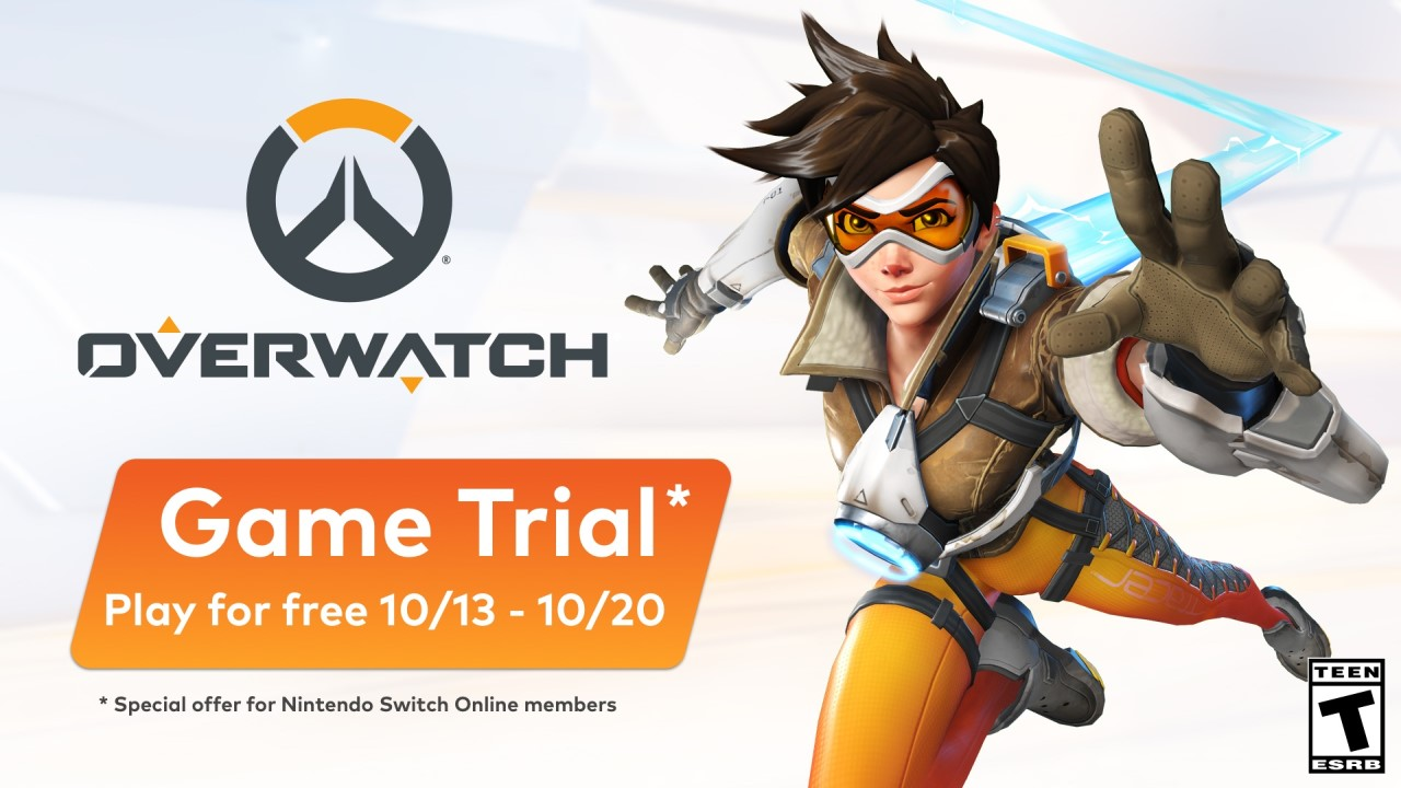 Here's How to Play Overwatch for Free on Nintendo Switch