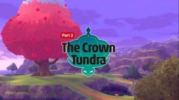 Pokemon The Crown Tundra