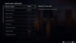 Watch Dogs: Legion Subtitles and Language Options
