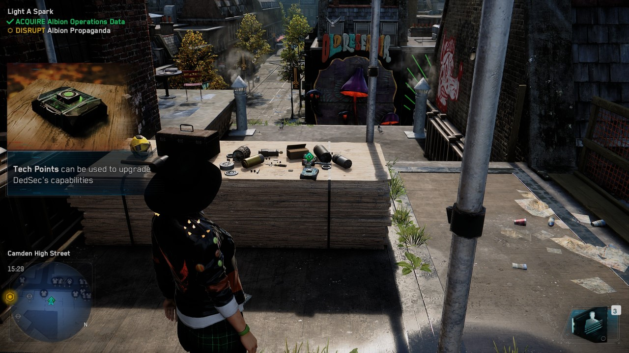Watch Dogs: Legion - How to Get Tech Points