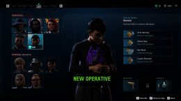 Watch Dogs: Legion - What Are Operative Skills