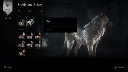 Assassin's Creed Valhalla Wolf Mount Hati