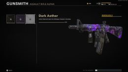 Call of Duty Black Ops Cold War Dark Aether Camo