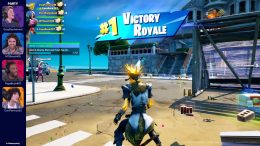 Fortnite Houesparty Video Chat