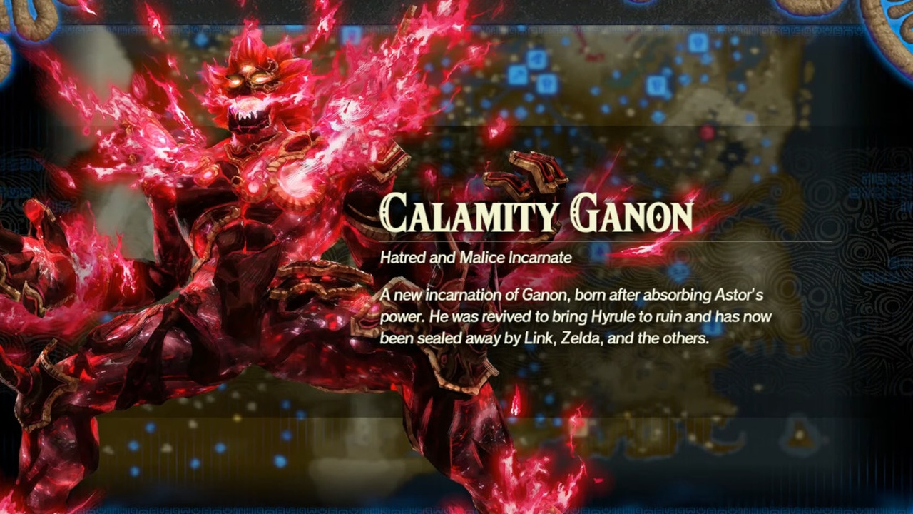How To Unlock Ganon In Hyrule Warriors Age Of Calamity Attack Of The Fanboy