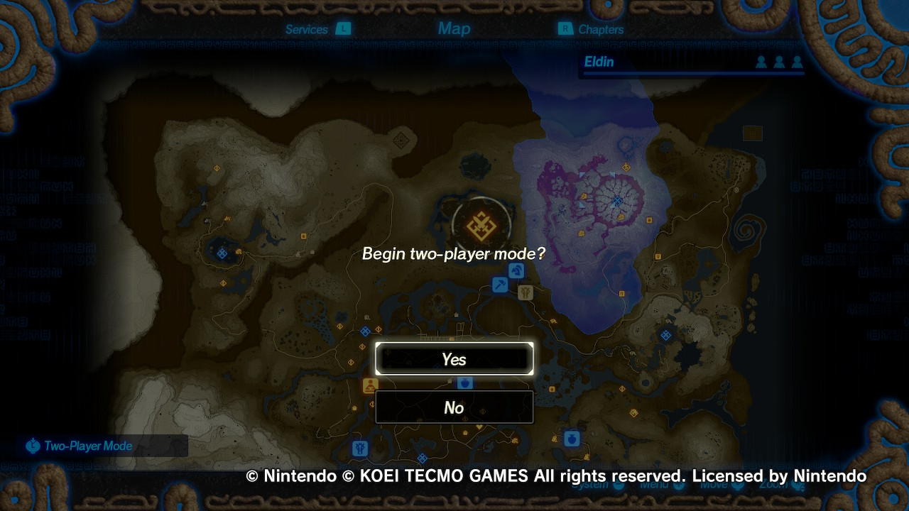 Hyrule Warriors Age Of Calamity Multiplayer Guide How To Play With Friends Attack Of The Fanboy
