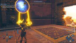Immortals Fenyx Rising Blue Orb Breakable Wall