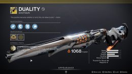 Destiny 2 Beyond Light - How to Earn Duality Exotic Shotgun