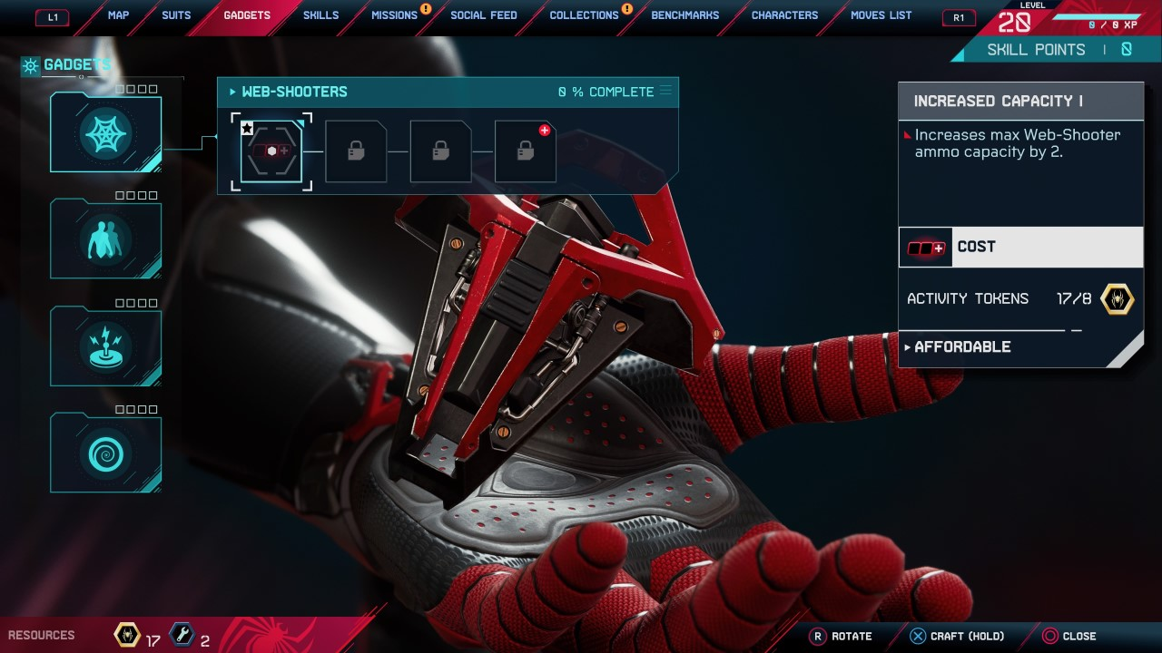 Spider-Man: Miles Morales - All Gadgets and Upgrades | Attack of the Fanboy