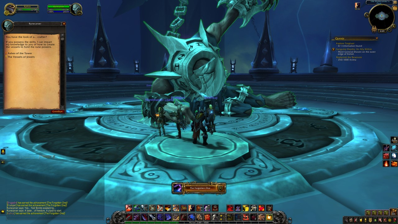 wow-shadowlands-runecarver-quests