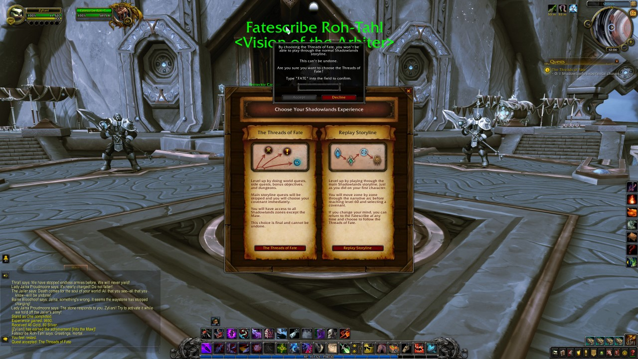 wow-shadowlands-threads-of-fate