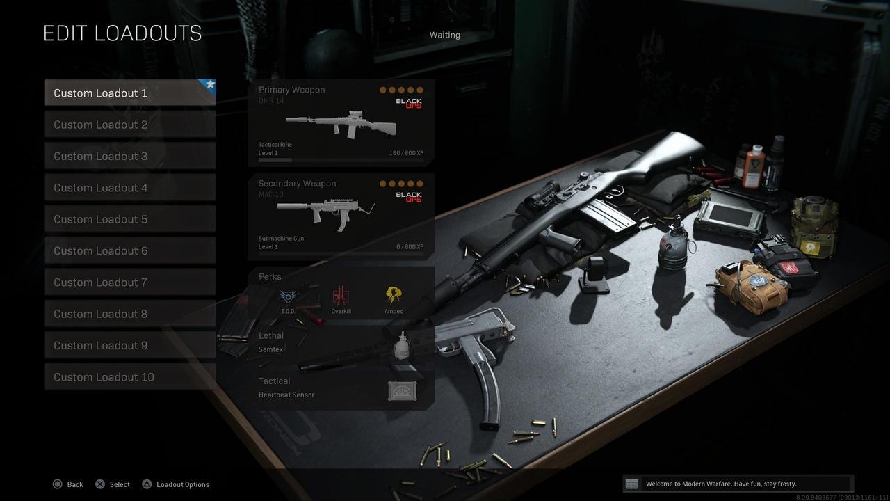 Call of Duty Warzone DMR 14 Class Loadout