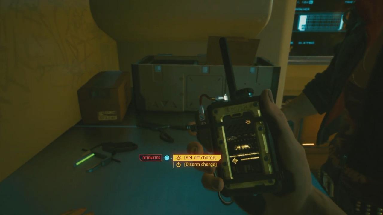 Cyberpunk-2077-Free-Brick-Detonator